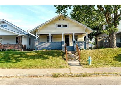 1206 Comer  Indianapolis, IN MLS# 21674561