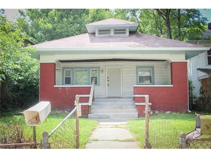 1344 N Olney Street Indianapolis, IN MLS# 21689556