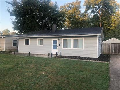 3320 Georgetown  Indianapolis, IN MLS# 21689775