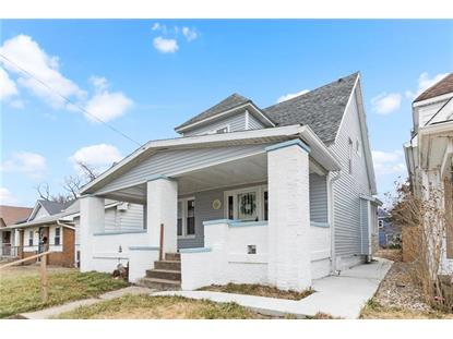 403 N Gray Street Indianapolis, IN MLS# 21693814