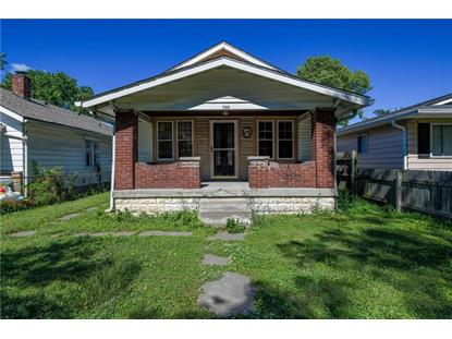 732 N Rochester Avenue Indianapolis, IN MLS# 21696132
