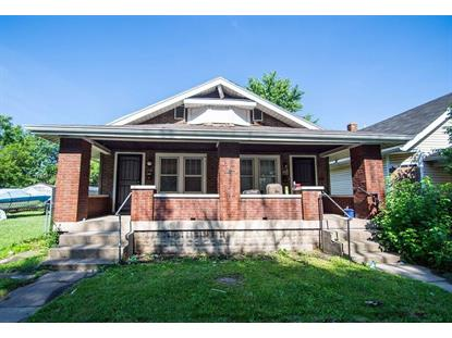 640 N Oxford Street Indianapolis, IN MLS# 21698437