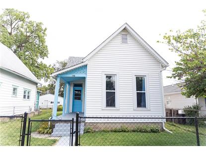 631 Holly Avenue Indianapolis, IN MLS# 21701552