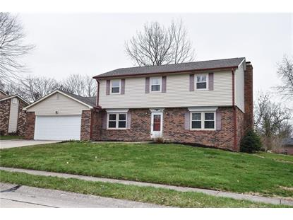 109 Creek View Drive Greenfield, IN MLS# 21701946