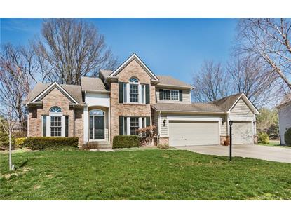 6833 Bluffridge Lane Indianapolis, IN MLS# 21702127