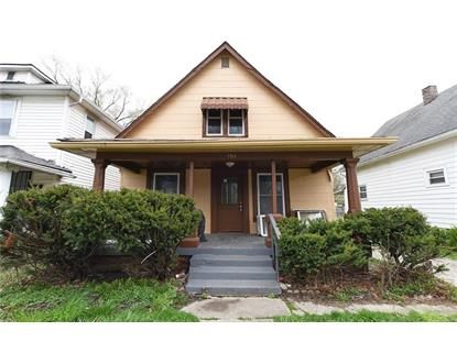 1311 N Olney Street Indianapolis, IN MLS# 21705540