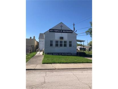 709 W 25th Street Indianapolis, IN MLS# 21709157