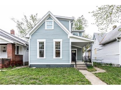 342 E Minnesota Street Indianapolis, IN MLS# 21711786