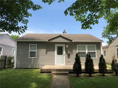 5904 E GREENFIELD Avenue Indianapolis, IN MLS# 21715219