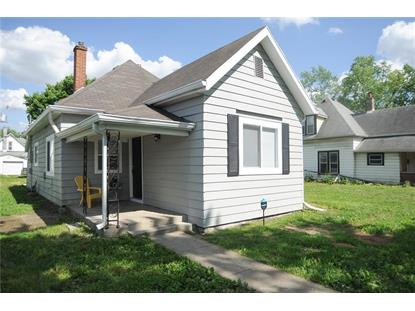 943 N Parker Avenue Indianapolis, IN MLS# 21715997