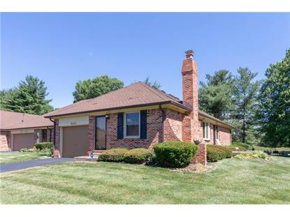 6210 Apache Court Indianapolis, IN MLS# 21718546