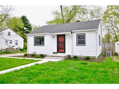 1915 N Spencer Avenue Indianapolis, IN MLS# 21720926