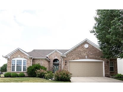 1466 Old Thicket Court Greenwood, IN MLS# 21721133