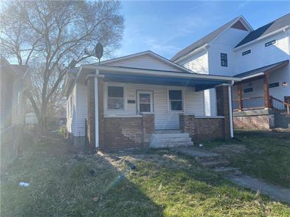 1632 Ringgold Avenue Indianapolis, IN MLS# 21721654