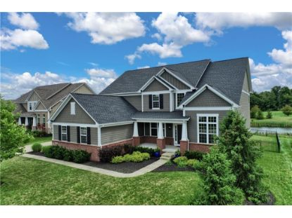 4125 Brown Farm Drive Carmel, IN MLS# 21721714