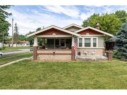 4132 Bowman Avenue Indianapolis, IN MLS# 21722019