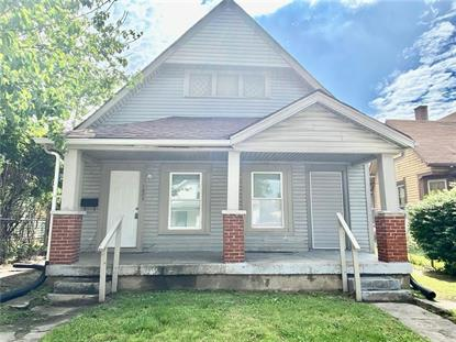 1605 Draper Street Indianapolis, IN MLS# 21722358
