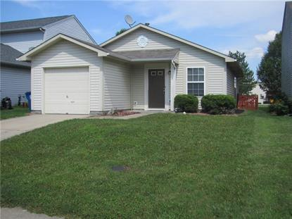 1231 Country Creek Court Indianapolis, IN MLS# 21722913