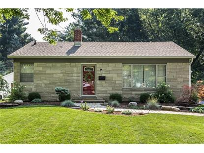 6127 N OXFORD Street Indianapolis, IN MLS# 21723396