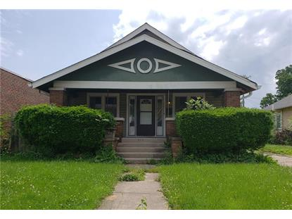 451 N Emerson Avenue Indianapolis, IN MLS# 21723755