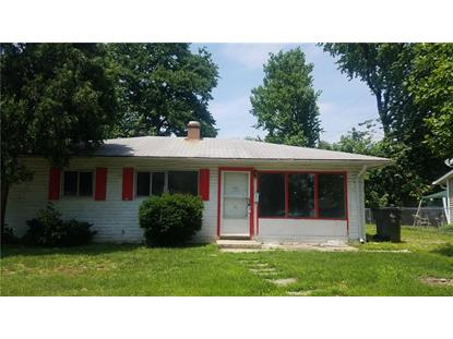 4132 Breton Street Indianapolis, IN MLS# 21723773