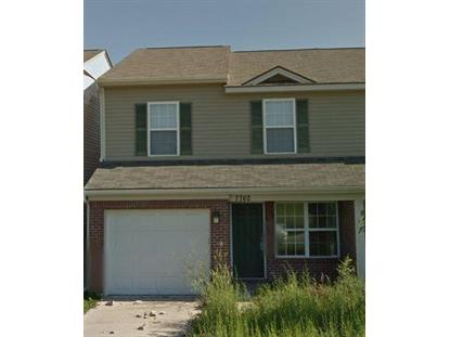 7762 Mountain Stream Way Indianapolis, IN MLS# 21723904