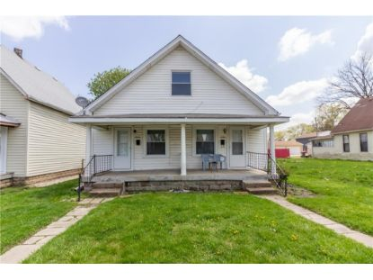 2113 Ringgold Avenue Indianapolis, IN MLS# 21725524