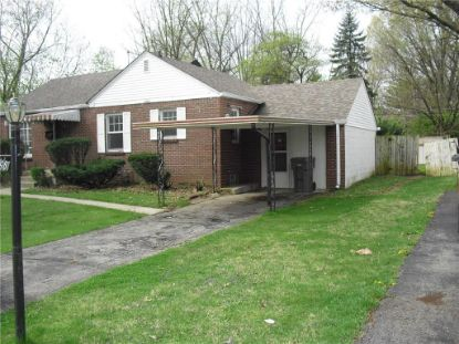 2868 Medford Avenue Indianapolis, IN MLS# 21725818