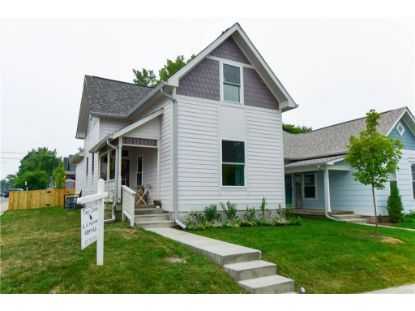 115 E Palmer Street Indianapolis, IN MLS# 21728228