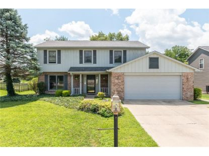 10701 CREEKSIDE WOODS Drive Indianapolis, IN MLS# 21728460