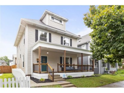 315 N Arsenal Avenue Indianapolis, IN MLS# 21728938