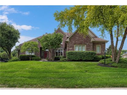 13874 Smokey Ridge Drive Carmel, IN MLS# 21729352