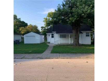 1629 Nelson Avenue Indianapolis, IN MLS# 21730873