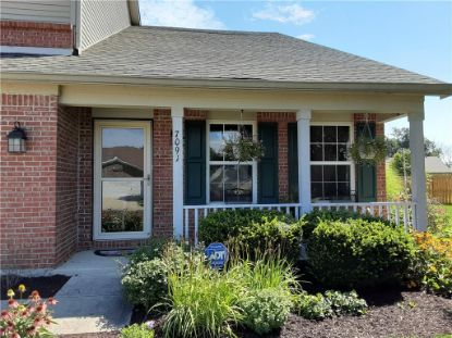 7091 N Lyndhurst Crossing McCordsville, IN MLS# 21730933
