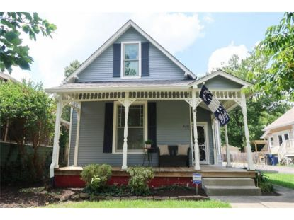 220 S RITTER Avenue Indianapolis, IN MLS# 21731281