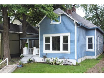 1752 E Brookside Avenue Indianapolis, IN MLS# 21732543