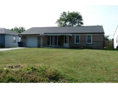 6105 Gregory Drive Indianapolis, IN MLS# 21734760