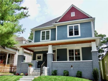 1115 NEWMAN Street Indianapolis, IN MLS# 21735150