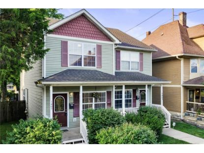 1407 E New York Street Indianapolis, IN MLS# 21736113
