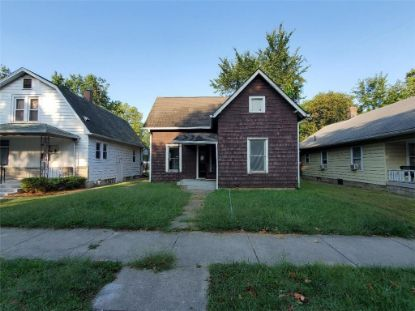 328 S Grand Avenue Indianapolis, IN MLS# 21737844
