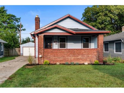 1544 N Euclid Avenue Indianapolis, IN MLS# 21739168