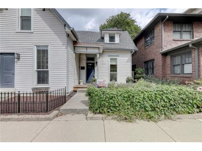 522 E Michigan Street Indianapolis, IN MLS# 21739176