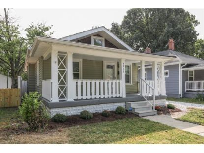 4817 WINTHROP Avenue Indianapolis, IN MLS# 21739654