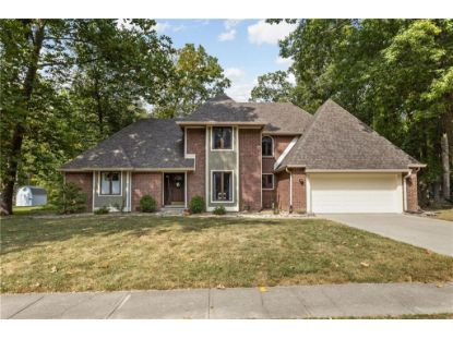 1500 Timber Trail Greenwood, IN MLS# 21740652