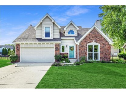 8911 White Fir Drive Indianapolis, IN MLS# 21740679