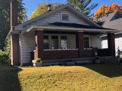 5209 E Walnut Street Indianapolis, IN MLS# 21745203
