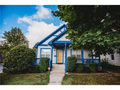 2302 N New Jersey Street Indianapolis, IN MLS# 21745782