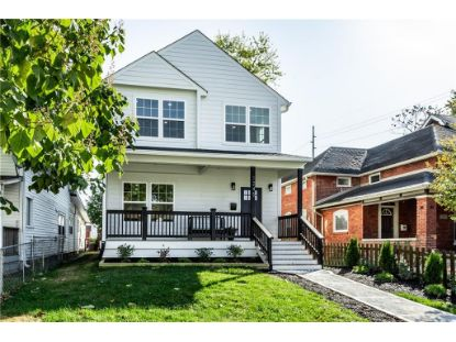 1245 Union Street Indianapolis, IN MLS# 21746310