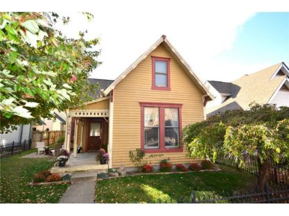 1546 BELLEFONTAINE Street Indianapolis, IN MLS# 21746422