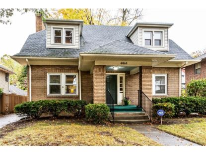 4040 N New Jersey Street Indianapolis, IN MLS# 21746904
